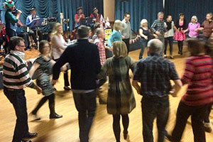 A Pandemonium Barn Dance in Oxford